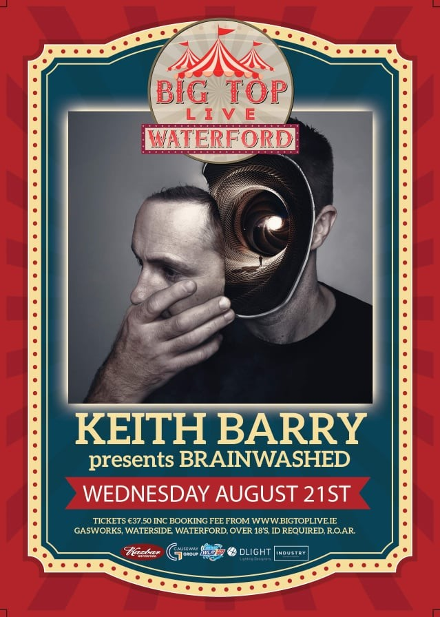 Keith Barry Presents - BRAINWASHED