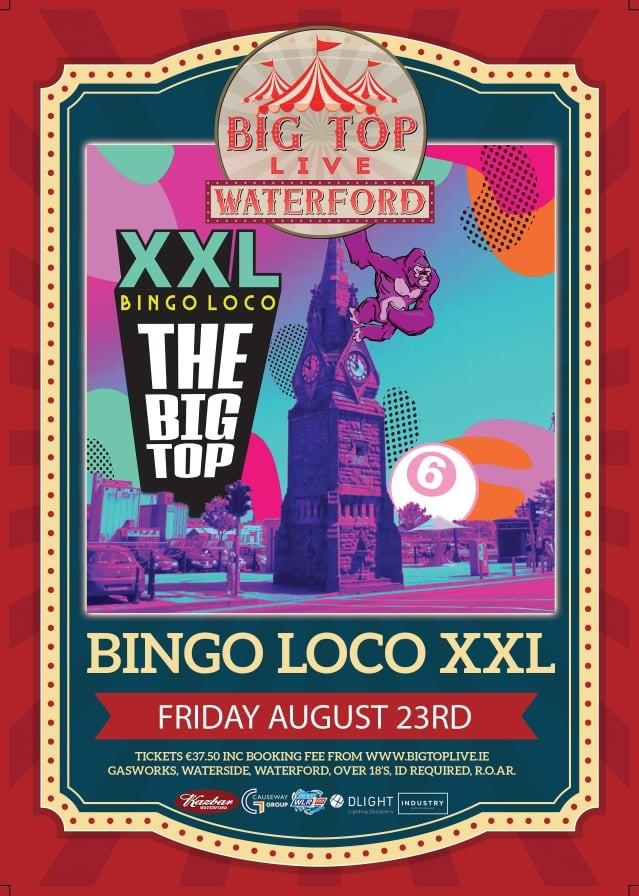 Bingo Loco XXL