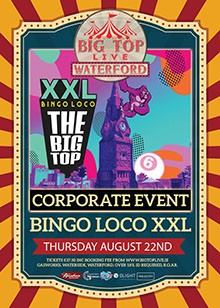 Corporate - Bingo Loco XXL